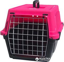 Контейнер-переноска Ferplast Atlas 10 El 48х32.5х29 см Розовый (73007199IO-Розовая) от Rozetka