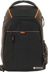 Акция на Рюкзак для фототехники D-Lex Black (LXPB-4720R-BK) от Rozetka