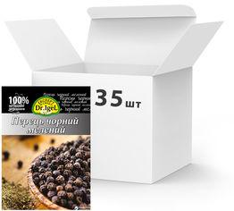 Акция на Упаковка перца Dr.IgeL черного молотого 20 г х 35 шт (14820155170204) от Rozetka
