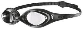 Очки для плавания Arena Spider 000024 155 Clear Black (3468335803357) от Rozetka