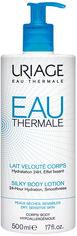 Акция на Шелковистое молочко для тела Uriage Eau Thermale Увлажнение и смягчение 24 часа для сухой кожи 500 мл (3661434004704) от Rozetka