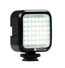 Акция на Накамерный свет PowerPlant LED 5006 (LED5006) от Rozetka