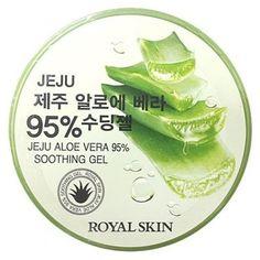Гель Royal Skin Jeju Aloe Vera 95% Soothing Gel с алоэ 300 мл (8809383001442) от Rozetka