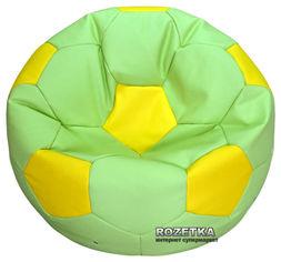 Кресло-Мяч Bel.i.v. Green-Yellow (1121) от Rozetka