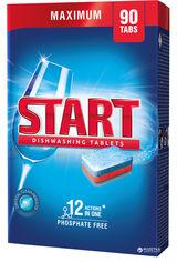 Таблетки для посудомоечной машины Start Maximum 90 шт (4820207100084) от Rozetka