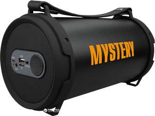 Акция на Акустическая система Mystery MBA-737UB Black от Rozetka