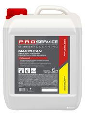 Акция на Моющее средство для ванной комнаты PRO service Maxiclean 5 л (4823071627657) от Rozetka