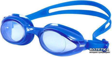 Акция на Очки для плавания Arena Sprint 92362-77 Blue (3468333569613) от Rozetka