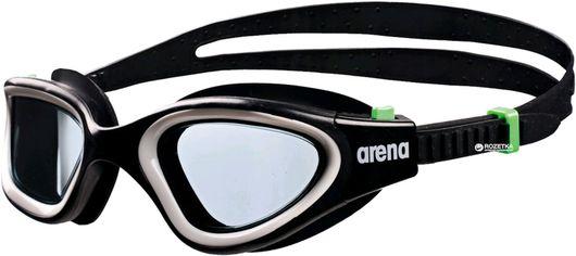 Очки для плавания Arena Envision 1E680-56 Black (3468335579634) от Rozetka