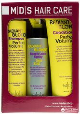 Акция на Косметический набор Mades Cosmetics Идеальный объем Сияющий Блонд (7314571400125) от Rozetka