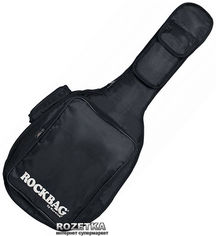 Чехол RockBag Basic Line 1/2 Classic Guitar Black (RB20523) от Rozetka