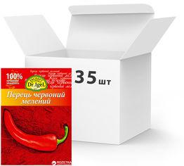 Упаковка перца Dr.IgeL красного молотого 20 г х 35 шт (14820155170211) от Rozetka