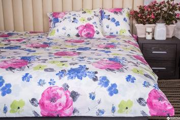 Комплект постельного белья Novita Ранфорс 20-1455 150х215x2 Pink (ROZ6205021670) от Rozetka