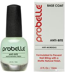 Лак против обгрызания ногтей Probelle Anti Bite Base Coat 15 мл (857188005415) от Rozetka