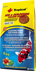 Корм Tropical Koi&Goldfish Colour Sticks для прудовых рыб в палочках 50 л (5900469403525) от Rozetka