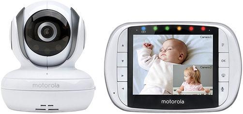Видеоняня Motorola MBP36S (G11EUMBP36S) от Rozetka