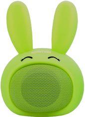 Акция на Акустическая система Promate Bunny Green (bunny.green) от Rozetka