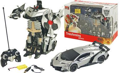 Акция на Робот-трансформер на р/у 1:22 Lamborghini Veneno Silver (2333X) (6953386305471) от Rozetka