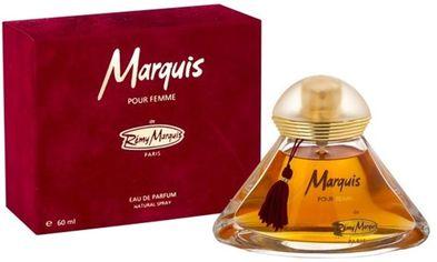 Акция на Парфюмированная вода для женщин Remy Marquis Marquis 60 мл (3700082500074) от Rozetka
