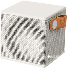 Акция на Акустическая система Fresh 'N Rebel Rockbox Cube Fabriq Edition Cloud (1RB1000CL) от Rozetka