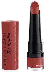 Матовая помада для губ Bourjois Rouge Velvet 05 2.4 г (3614224102944) от Rozetka