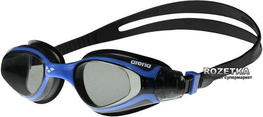 Акция на Очки для плавания Arena Vulcan Pro 92284-75 Black-Blue (3468334052954) от Rozetka