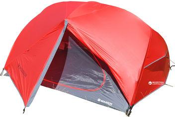 Палатка Mousson Azimut 3 Red (4823059847213) от Rozetka