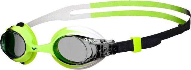 Очки для плавания Arena X Lite Kids 92377 565 Smoke Green Black (3468335830445) от Rozetka