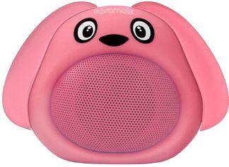 Акция на Акустическая система Promate Snoopy Pink (snoopy.pink) от Rozetka