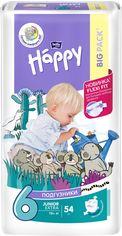 Акция на Подгузники детские Bella Baby Happy Junior Extra 16+ кг 54 шт (5900516601157) от Rozetka