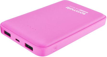 Акция на УМБ Promate Voltag-10 10000 mAh Pink (voltag-10.pink) от Rozetka