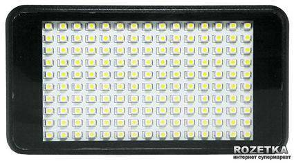 Акция на Накамерный свет PowerPlant LED VL011-150 (LED1150) от Rozetka