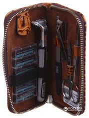 Акция на Набор для мужчин Zauber-manicure 6 инструметов MS-112 (4004904001121) от Rozetka