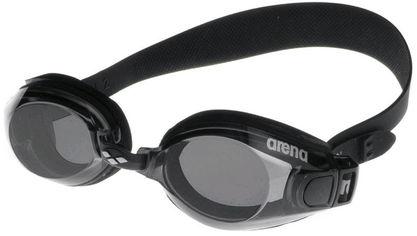 Очки для плавания Arena Zoom Neoprene 92279 055 Black Smoke (3468332815742) от Rozetka