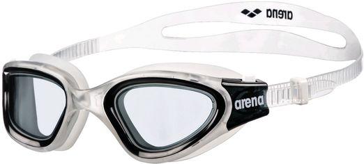Очки для плавания Arena Envision 1E680-51 Black-White (3468335692425) от Rozetka
