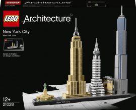 Акция на Конструктор LEGO Architecture Архитектура Нью-Йорка (21028) от Rozetka