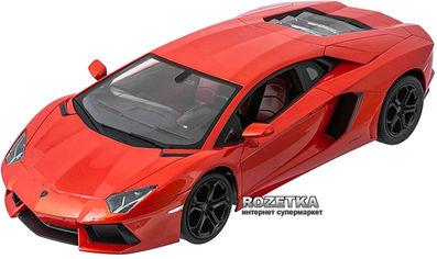 Акция на Автомобиль на р/у Meizhi лиценз. Lamborghini LP700 1:14 Orange (2025 ОРАНЖ) от Rozetka