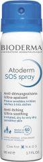 Акция на Спрей Atoderm SOS Spray Anti-itching Ultra-soothing 50 мл (3401528546402) от Rozetka
