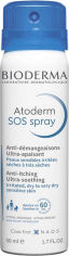 Спрей Atoderm SOS Spray Anti-itching Ultra-soothing 50 мл (3401528546402) от Rozetka