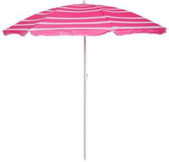 Зонт пляжный Probeach Fuscsia stripe 152 см (DV8600030_fuscsia_stripe) от Rozetka
