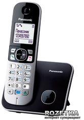 Panasonic KX-TG6811UAB Black от Rozetka
