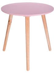 Журнальный столик Home & Styling Collection 45х45х46.5 см Pink (HZ1902540_pink) от Rozetka