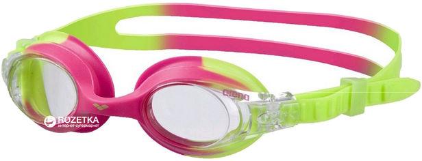 Очки для плавания Arena X-Lite Kids 92377-96 Pink-Green (3468334522235) от Rozetka
