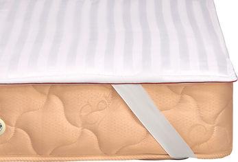 Акция на Наматрасник шелковый MirSon DeLuxe Silk 299 180x190 (2200000382801) от Rozetka