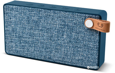 Акция на Акустическая система Fresh 'N Rebel Rockbox Slice Fabriq Edition Indigo (1RB2500IN) от Rozetka