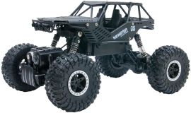 Акция на Автомобиль на р/у Sulong Toys 1:18 Off-Road Crawler Tiger Матовый черный (SL-111RHMBl) от Rozetka