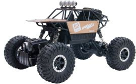 Акция на Автомобиль на р/у Sulong Toys 1:18 Off-Road Crawler Super Speed Матовый коричневый (SL-112RHMB) от Rozetka