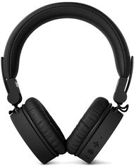 Акция на Наушники Fresh 'N Rebel Caps BT Wireless Headphone On-Ear Black Edition (3HP210BL) от Rozetka