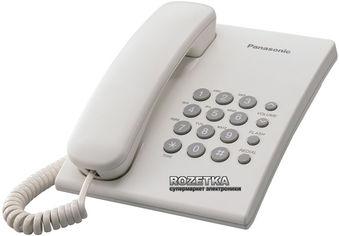 Акция на Panasonic KX-TS2350UAW White от Rozetka