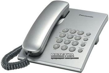 Акция на Panasonic KX-TS2350UAS Silver от Rozetka